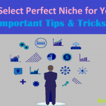 How To Select Perfect Niche for Your Blog: Important Tips & Tricks