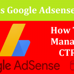 What is Google AdSense CTR & How to Manage CTR in Adsense