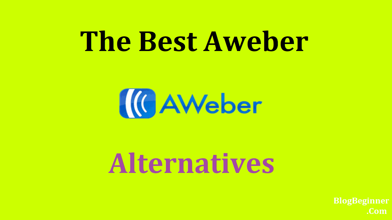 aweber alternatives