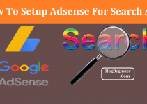 How To Setup Adsense For Search Ads