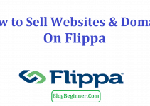 How to Sell Websites and Domain On Flippa To Earn Money