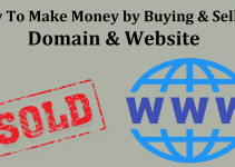 Make Money by Selling Domain and Website