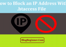 How to Block an IP Address With htaccess File