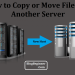 How to Copy or Move Files To Another Server Through SSH