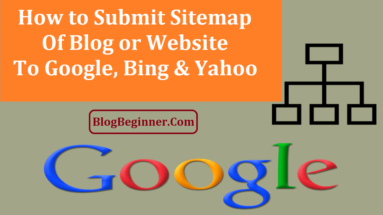 How to Submit Sitemap of Blog or Website to Google