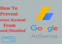 Prevent Your AdSense Account From Banned