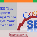 30 Quick SEO Tips to Improve Google Ranking of Blog or Website
