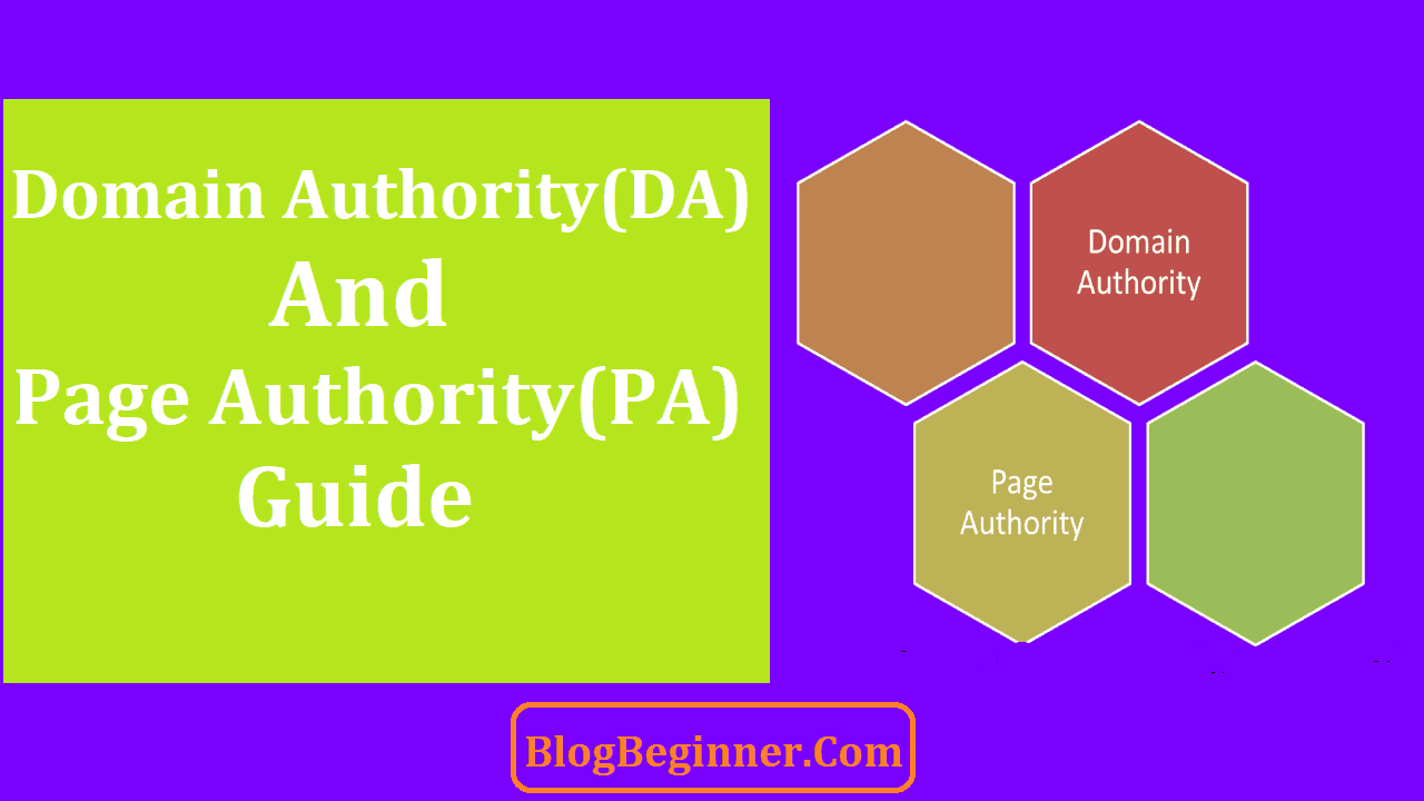 What Is Domain Authority and Page Authority