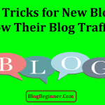 Tips & Tricks for New Bloggers to Grow Their Blog Traffic Fast