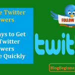50 Ways to Get More Twitter Followers for Free Quickly