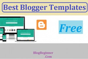 best blogger templates