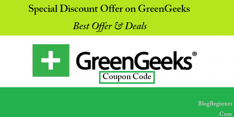 GreenGeeks Coupon 2019: 70% Off & Free Domain Best Offers & Discounts