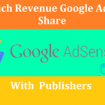 How Much Revenue Google AdSense Share With the Their Publishers