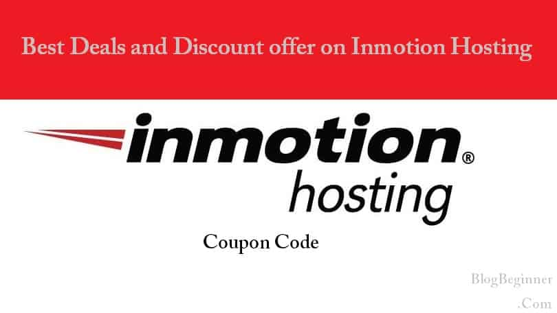 InMotion Hosting Coupon 2019: 70% Off Free Domain + Discount Offers