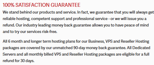Inmotionhosting-moneyback