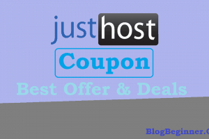 Justhost Coupon