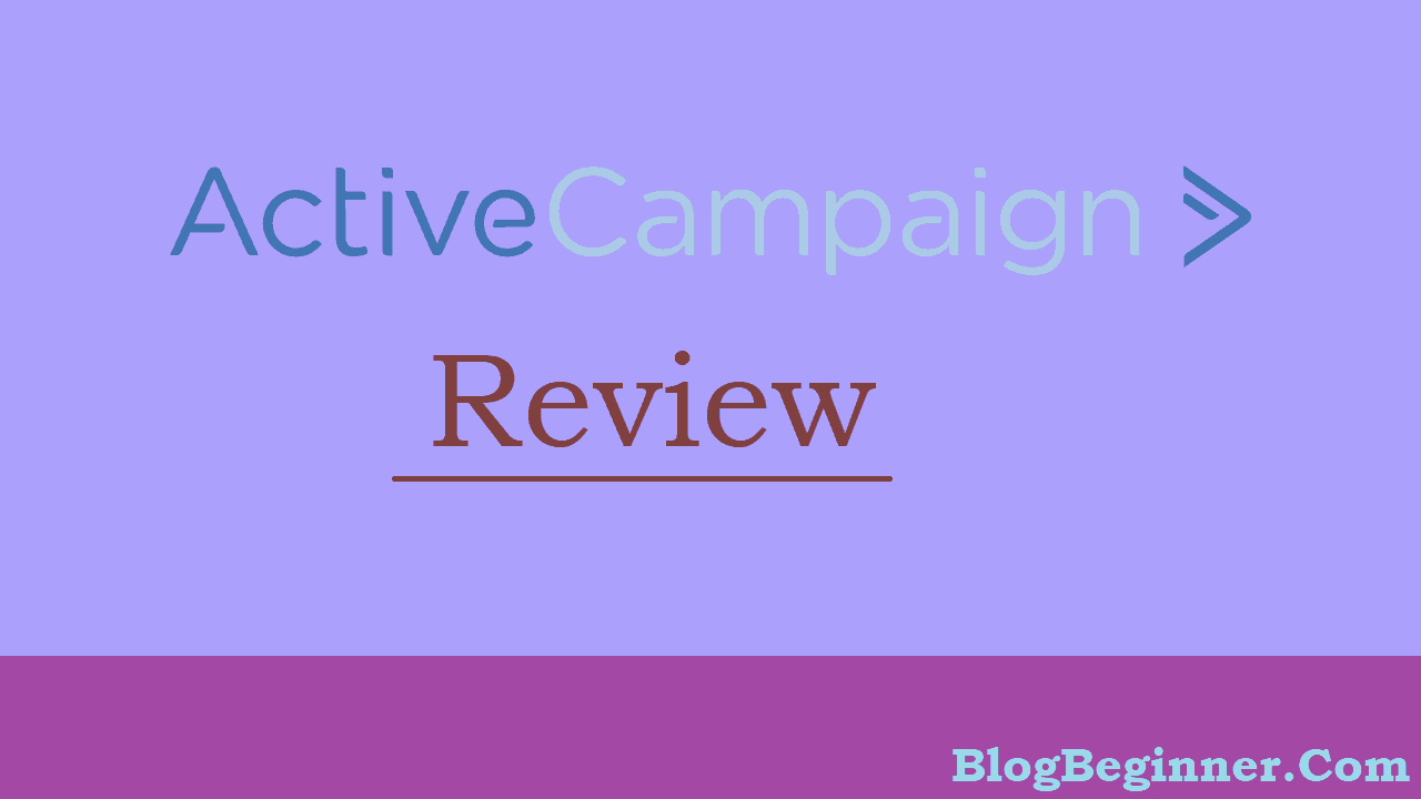 Active Campaign Email Marketing  Features Video