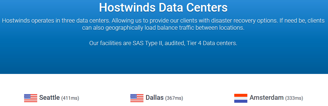 Hostwinds-datacenter