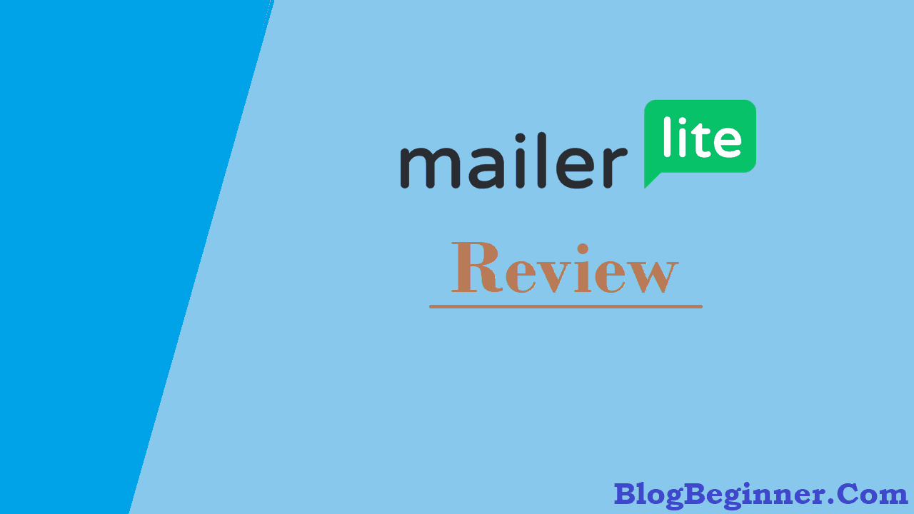 mailerlite reviews 2019