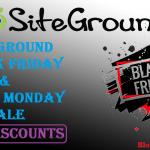 SiteGround Black Friday 2020 Deal: Huge Discounts (Cyber Monday)