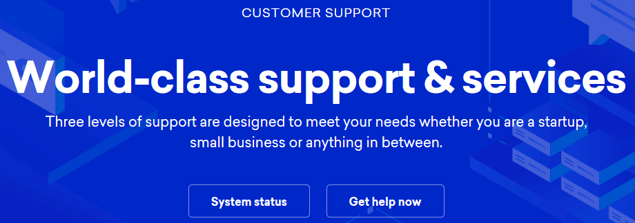 Digitalocean-support