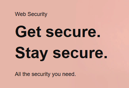 Godaddy-security
