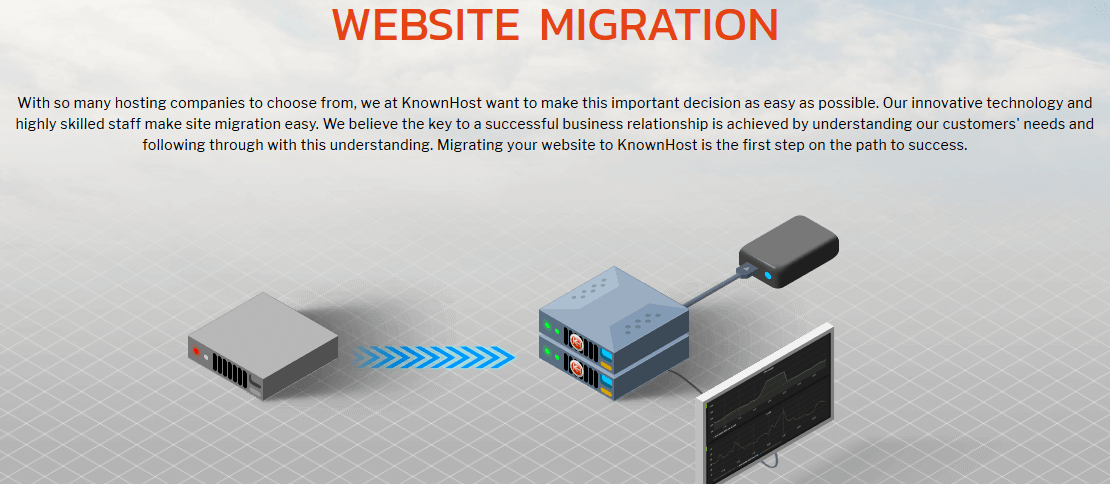 Knownhost-migration
