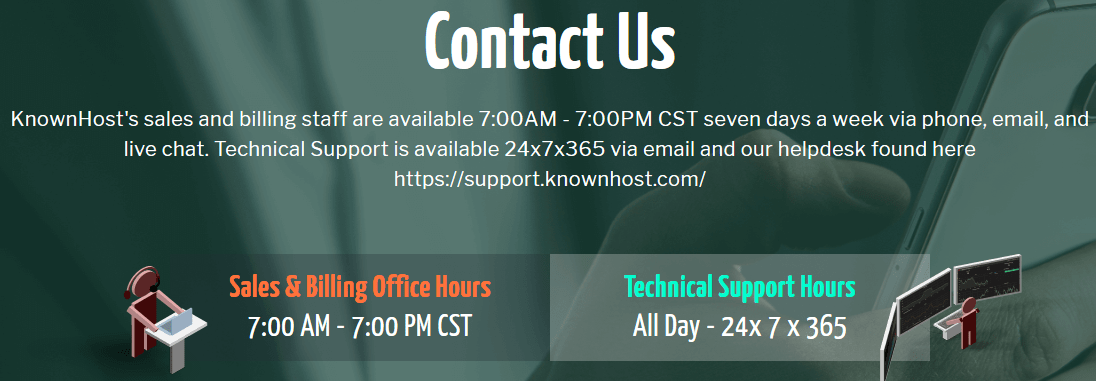 Knownhost-support