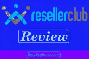 ResellerClub Review